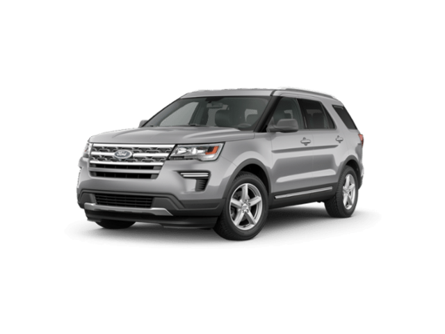 New 2019 Ford Explorer XLT SUV for sale near Orlando